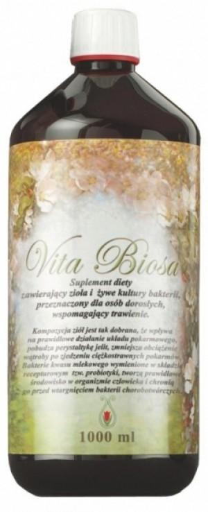 Vita Biosa - ziołowy eliksir zdrowia