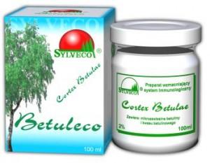 Betuleco - Wyciąg z Huby Brzozowej