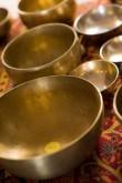 Leczenie dźwiękiem - misy tybetańskie i gongi