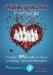 Walentynkowy rabat 15% w sklepie Preparaty Invex Remedies